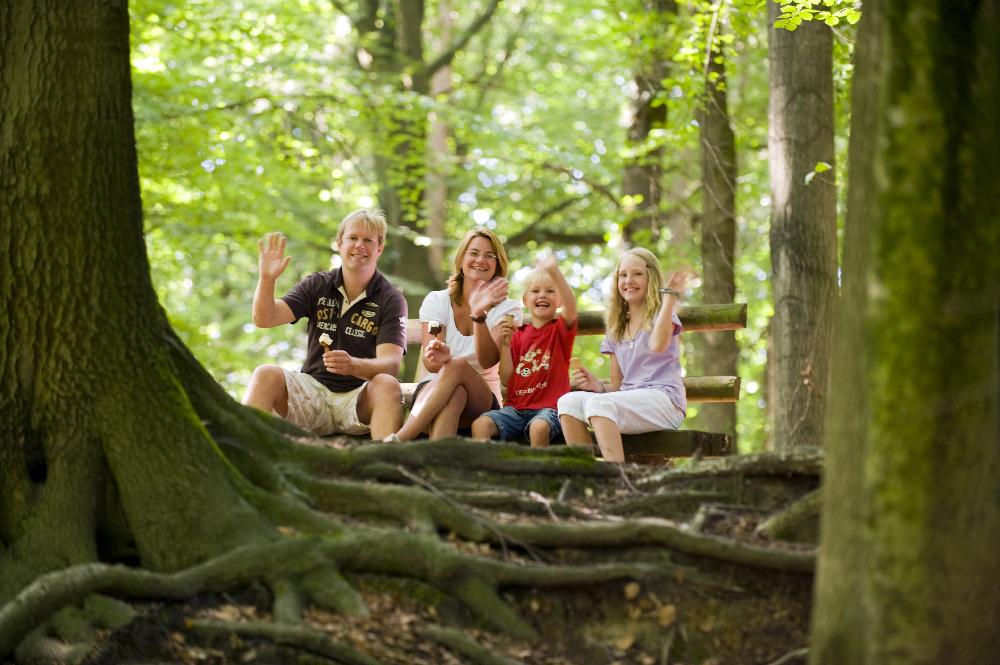 Familienurlaub in der Wingst - Ferienhaus Wingst - Lytte Hytte