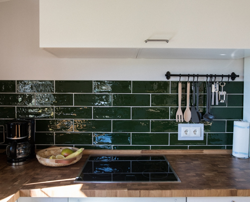 Küche close 2 | Lytte Hytte | Ferienhaus Wingst