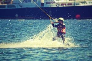 Wassersport in der Wingst | Lytte Hytte
